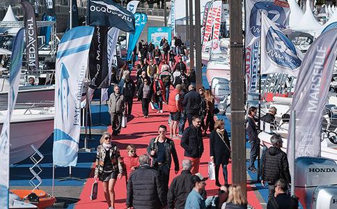 法国马赛游艇展览会Nautic Expo