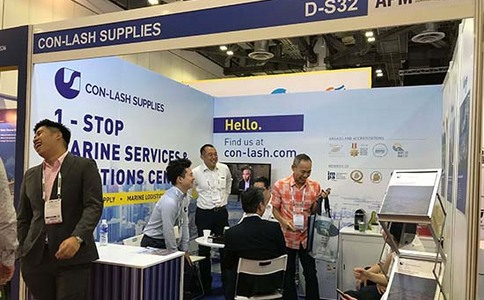 新加坡勘探技术与海洋工程展览会Sea Asia