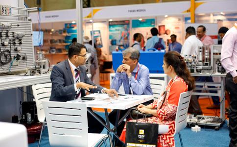 印度班加罗尔教育装备展览会Didac India