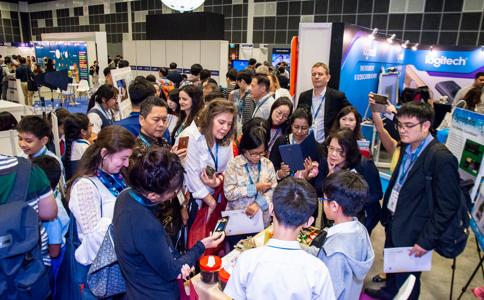新加坡教育装备展览会EduTech