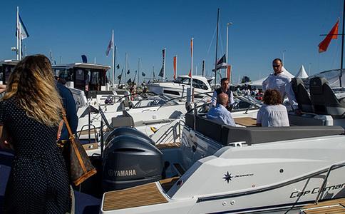 法国拉罗谢尔游艇展览会Grand Pavois