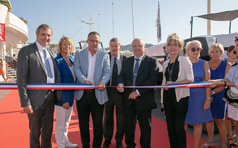 法国戛纳游艇展览会Cannes Yachting Festival
