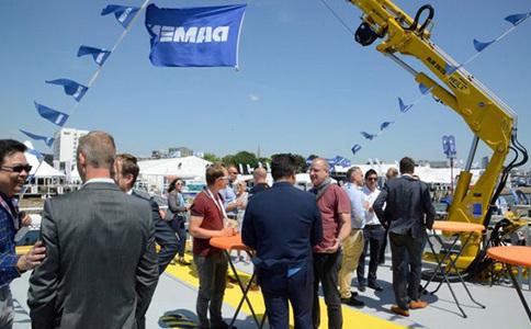 英国南安普顿福船舶展览会SEA WORK