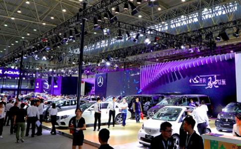 武汉国际汽车展览会