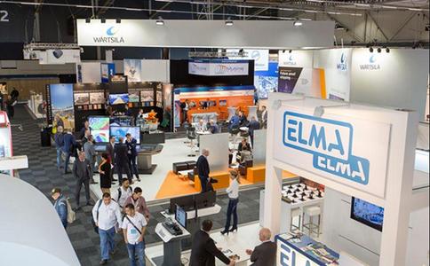 荷兰鹿特丹海事展览会Europort