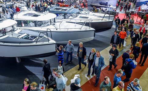 芬兰赫尔辛基游艇展览会Helsinki International Boat Show