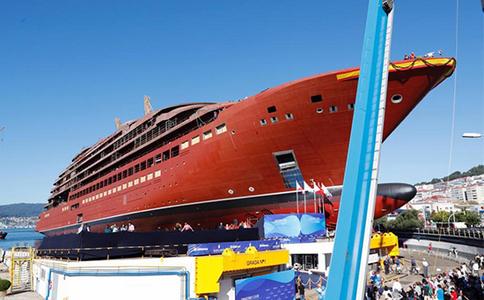 西班牙维哥船舶及海事展览会NAVALIA
