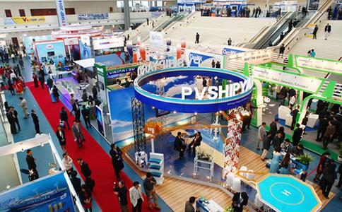 越南河内船舶及海事展览会vietship