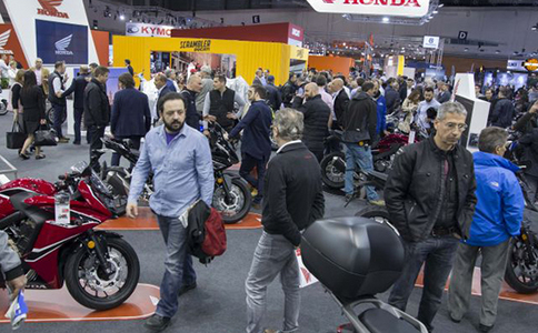 西班牙马德里摩托车及配件展览会Vive La Moto