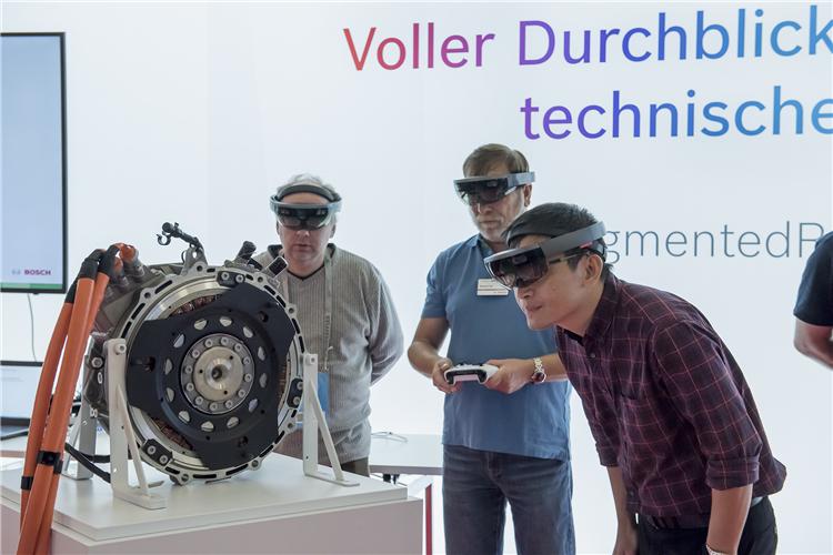 第25届法兰克福汽配展:展商数量创新高,观众数量激增