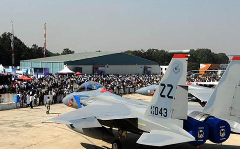 印度班加罗尔机场设施和技术展览会AERO INDIA