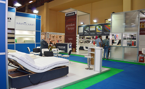 印度金奈睡眠展览会India Mattress Expo