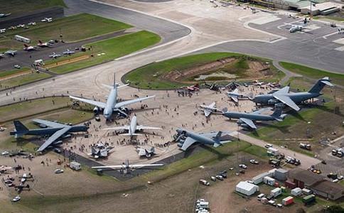 澳大利亚墨尔本航空航天及国防展览会AVALON