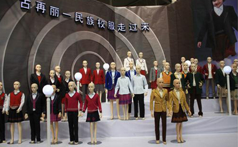 上海校服園服展覽會ISUE