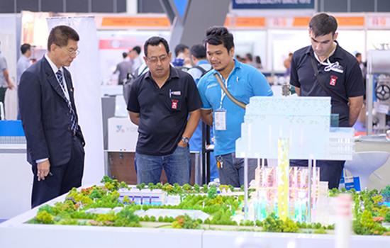 2020年泰国曼谷环保及水处理展览会Entech pollutec