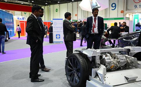 阿联酋阿布扎比新能源展览会WFES
