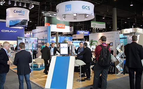 德国法兰克福超级电脑展览会ISC