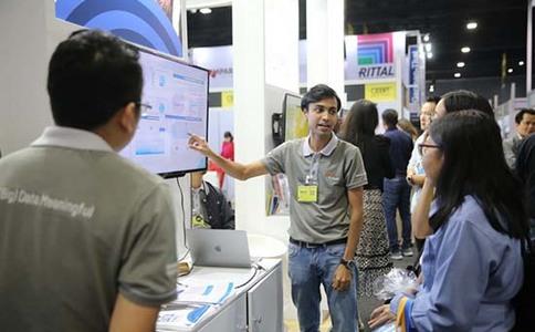 泰国曼谷信息及通信技术展览会CeBIT ASEAN Thailand