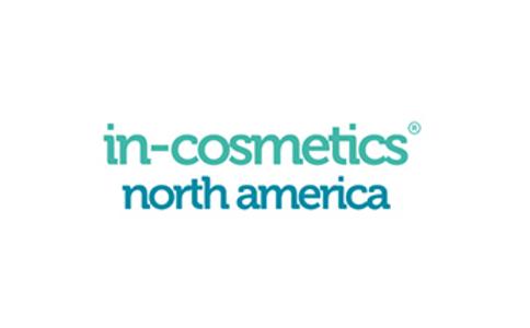 美国纽约化妆品原料及个人护理展览会In Cosmetics North America