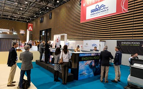 法国里昂泳池桑拿设备展览会Piscine