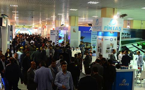 土耳其伊斯坦布尔泳池桑拿设备展览会Pool Expo