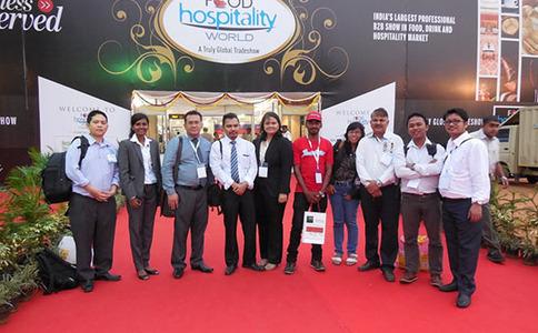 印度海得拉巴酒店用品展览会FOOD hosptality