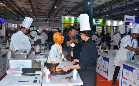 印度酒店用品及餐飲食材展覽會Food Hosptality