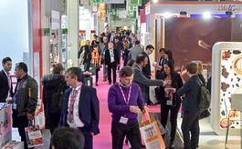 2020年德国科隆糖果类食品展览会ISM