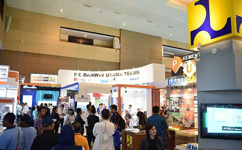 印尼雅加達混凝土展覽會Concerete Show