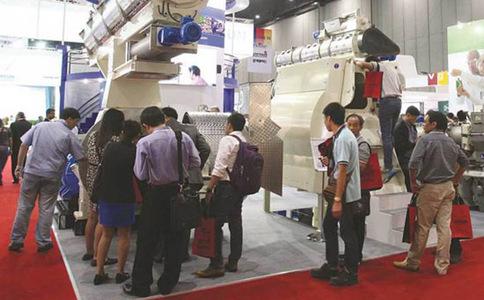 泰国曼谷饲料及粮食加工展览会VICTAM ASIA