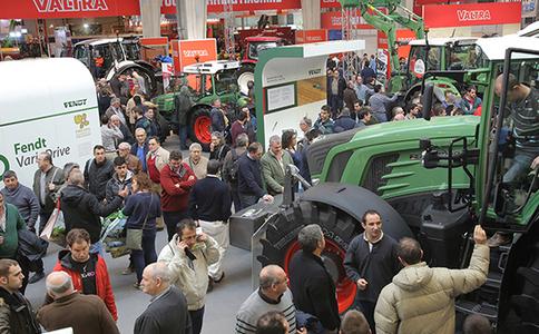 西班牙萨拉戈萨农业机械展览会FIMA