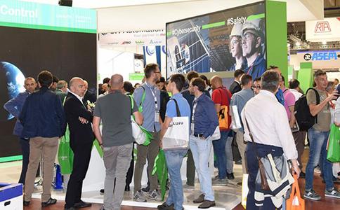 意大利帕爾馬工業自動化展覽會SPS IPC DRIVES