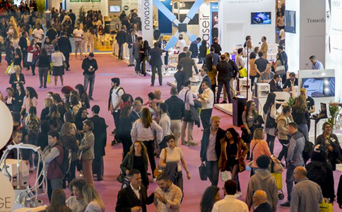 西班牙馬德里發型設計展覽會Salon Look International