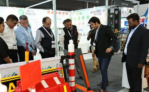 印度孟买道路交通展览会TrafficInfraTech