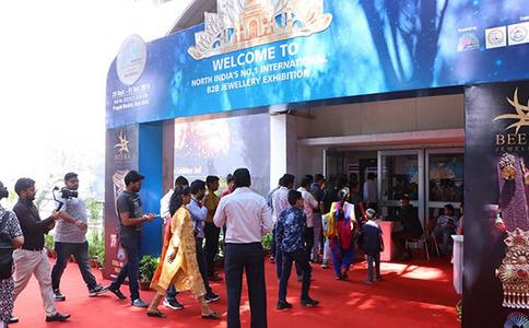 印度新德里珠寶展覽會JEWELLERY  GEM