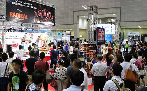 日本大阪體育用品及戶外展覽會SPORTEC