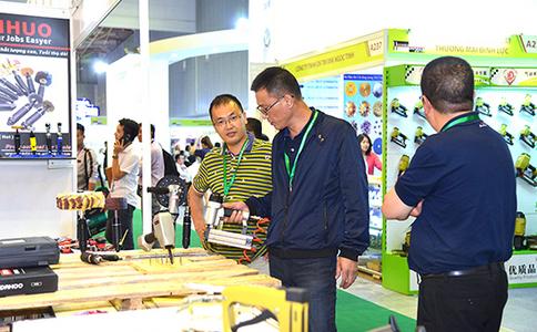 越南胡志明五金展覽會Hardware Tools