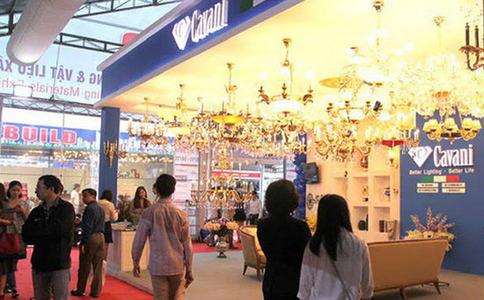 越南河内建筑建材及家居皇冠娱乐注册送66展览会VietBuild