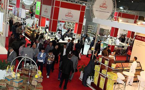 土耳其伊斯坦布爾烘焙展覽會IBAKTECH