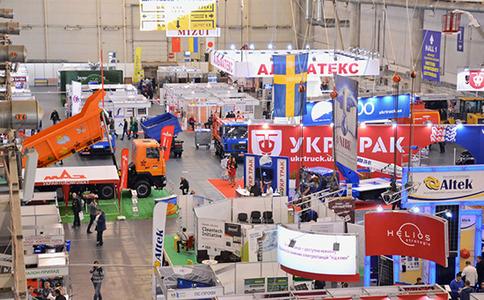 乌克兰基辅铁路轨道展览会Roadtechexpo