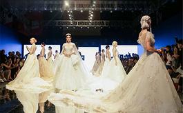 海内外企业为何选择上海婚纱展作为新品首发地?