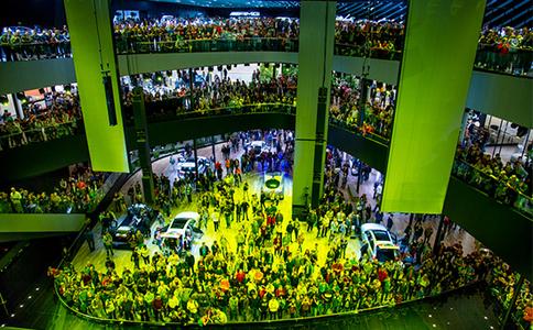 德国汉诺威商用车展览会IAA