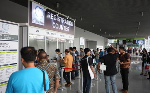 印尼雅加達冶金鋼鐵工業及金屬加工展覽會Indometal