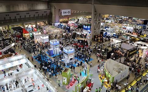 日本东京健身健美及康体设施展览会SPORTEC
