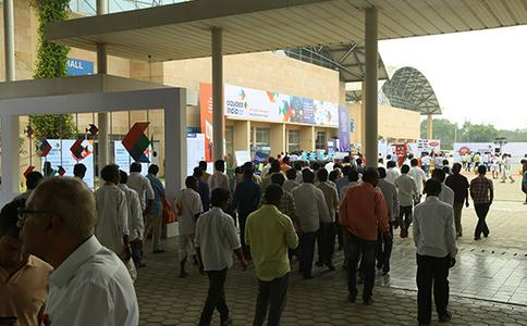 印度海德拉巴渔业展览会Aquaex India