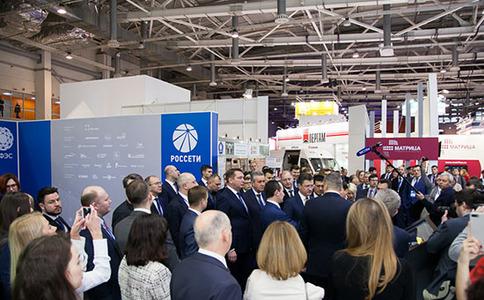 俄羅斯莫斯科電網展覽會Electrical networks of Russia