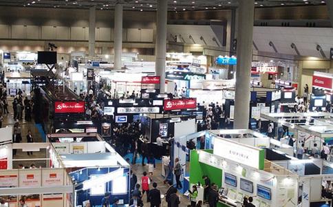 日本東京通信技術展覽會WTP