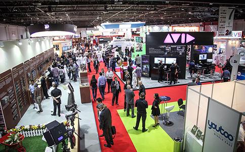 阿联酋迪拜广播音响灯光设备展览会CABSAT