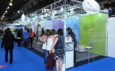 巴西圣保罗化妆品和个人护理品原料展览会In-Cosmetics latinamerica