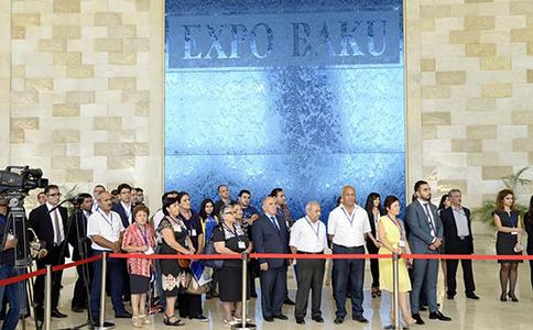 阿塞拜疆巴庫醫療展覽會BIHE